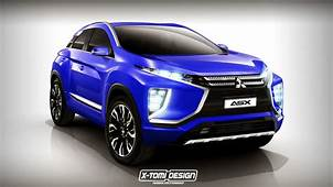 2019 Mitsubishi ASX Concept – While The Normal Rise Of