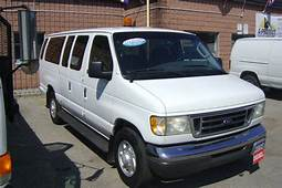2003 Ford Econoline Wagon  Pictures CarGurus