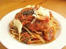 cucina pasta alla norma radio cucina pasta alla norma pasta met aubergines