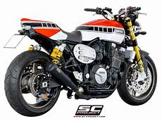 yamaha xjr 1300 exhaust sc project