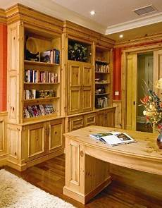 pine office furniture for the home office home office in knotty pine home office home office
