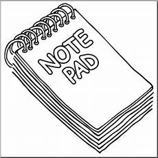 Pad Clipart