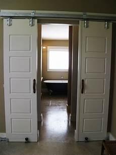 bathroom closet door ideas farmhouse