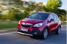 Riwal888 New Opel Mokka Big On Agility Low On