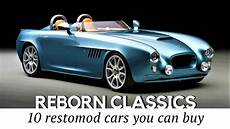 10 old classic cars restored and custom modified with new tech youtube