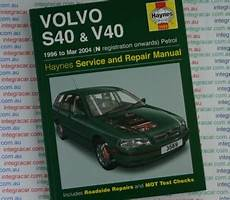 motor repair manual 2002 volvo s40 electronic toll collection volvo s40 v40 2002 workshop repair service manual