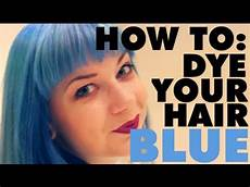 Blue Hair How To