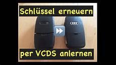Audi A4 Schlüssel Anlernen - funkschl 252 ssel umbauen wfs anlernen batterie wechseln