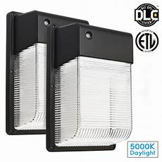2 16w dusk to dawn led wall photocell outdoor led wall light ebay