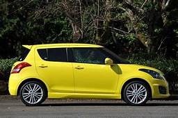 2014 Suzuki Swift Yellow  Car