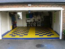 Quel Rev 234 Tement De Sol Choisir Pour Un Garage Et Quel