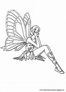fairies coloring pages free for