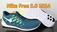 nike free 42 5 nike free 5 0 2014 nightshade unboxing on