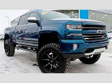 "2016 Chevrolet Silverado 1500 LTZ   ""Custom Build"