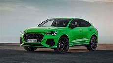 audi q3 rs new audi rs q3 performance crossover now comes in
