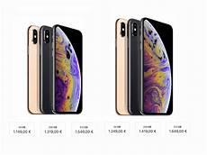 iphone xs max mit 6 5 zoll display kostet bis zu 1649