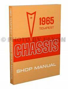 service and repair manuals 1965 pontiac lemans electronic valve timing 1965 pontiac tempest lemans and gto shop manual 65 repair
