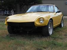 Purchase Used 1972 Datsun 240Z Unfinished Project Much