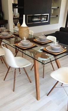 table de cuisine en verre 66245 plateau de table en verre s 233 curit sur mesure plateau de table en verre en 2019
