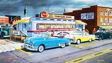 50s retro wallpaper 55 images