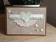 Hochzeitskarten Selber Machen - karte zur hochzeit mit stin up herzklopfen i lace