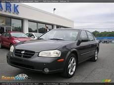 2000 Maxima Se by 2000 Nissan Maxima Se Gray Lustre Metallic Black Photo