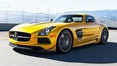 2014 Mercedes Sls Amg Black Series 2013