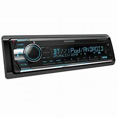 kenwood kdc x5200bt cd receiver with built in bluetooth