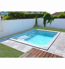 piscine taille piscine coque dimension aquanina pr 234 te 224 poser