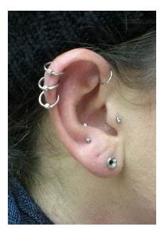 Cartilage Piercing Aftercare Jewelry