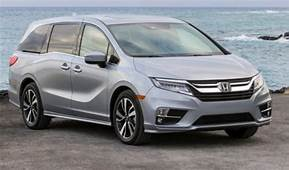 2020 Honda Odyssey Price Specs Review Rellease Date
