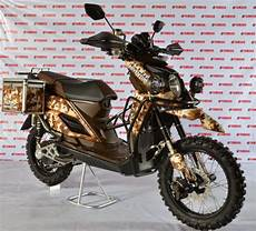 Modifikasi Motor X Ride 125 by Modifikasi Yamaha X Ride 125 Adventure Desain Motor