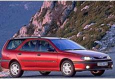 Fiche Technique Renault Laguna Nevada 1 8 16v Pack 7pl 1999
