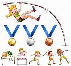 type de sport m 233 dailles sportives et diff 233 rent type de sport de l