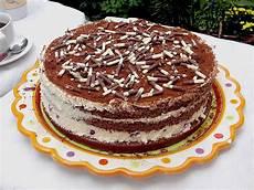 torten rezepte einfach schnelle tiramisu torte mit kirschen bienemaya