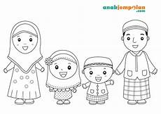 Gambar Kartun Anak Berbakti Kepada Orang Tua Top Gambar