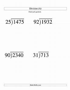 division worksheets by 2 6111 division two digit divisor and a two digit quotient with no remainder large print a