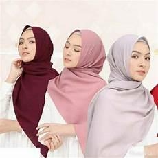 Terpopuler 32 Warna Jilbab Pashmina Sabyan Mocca Warna