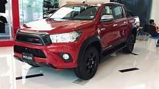 Toyota Hilux 2 4 Trd 4x4 Diesel Mt 2018 Walkaround