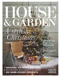 House Garden Cover December 2013 Location Studio For