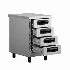 Kitchen Drawers Stainless Steel by Inomak Stainless Steel Drawer Units Kitchen Drawers