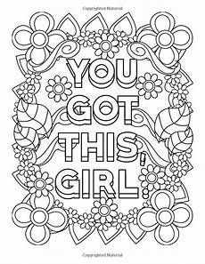 amazon com inspirational coloring books for girls you