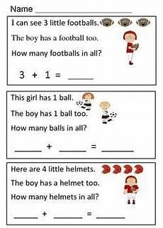 free word problem worksheets for kindergarten 11337 kindergarten word problems addition to five ideal for home learning math worksheets