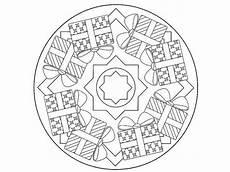 Ausmalbilder Weihnachten Kostenlos Mandala Geschenke Mandala Weihnachten Kinder Kostenlos