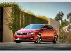2013 Kia Optima offers same ride as Hyundai Sonata at a