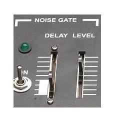 noise gate 8 band audio equalizer