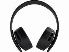 sony playstation gold wireless headset 7 1 surround sound