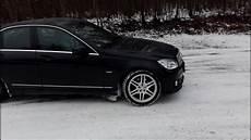 Mercedes W204 C180 Cgi Amg Paket Snow Winter