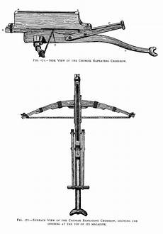 crossbow plans the chinese repeating crossbow crossbow building wiki fandom powered by wikia