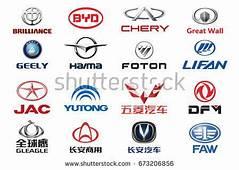 Chinese Auto Manufacturer Logos